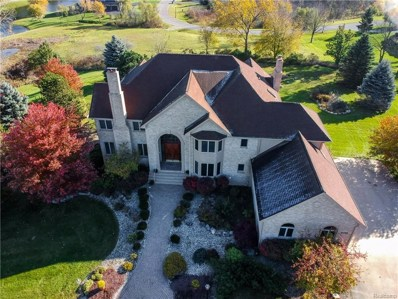 8345 Warwick Groves Court, Grand Blanc Twp, MI 48439 - MLS#: 218020399