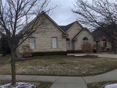18283 Sumpter Forest Drive, Macomb Twp, MI 48042 - MLS#: 218020492