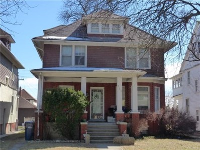 825 Atkinson Street, Detroit, MI 48202 - MLS#: 218020615