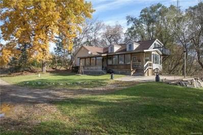 8055 Old White Lake Road, White Lake Twp, MI 48386 - MLS#: 218020727
