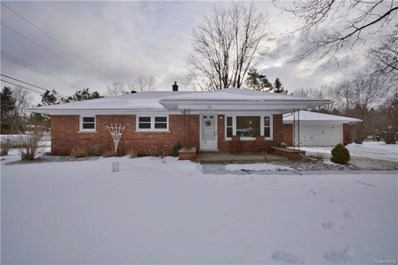 286 Whims Court, Oakland Twp, MI 48306 - MLS#: 218020740