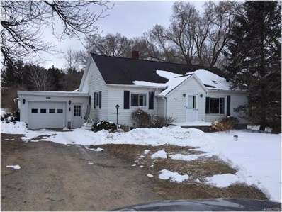 1314 E Caro Road, Almer Twp, MI 48723 - MLS#: 218020750