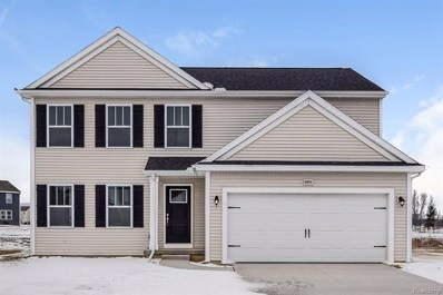 9420 Sunrise Lane, Richfield Twp, MI 48423 - MLS#: 218020841