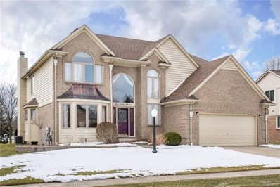 861 Norcross Drive, Rochester Hills, MI 48307 - MLS#: 218020849