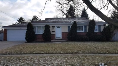 47040 Winthrop Street, Shelby Twp, MI 48317 - MLS#: 218020918