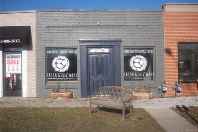 21031 Mack Avenue, Grosse Pointe Woods, MI 48236 - MLS#: 218021101