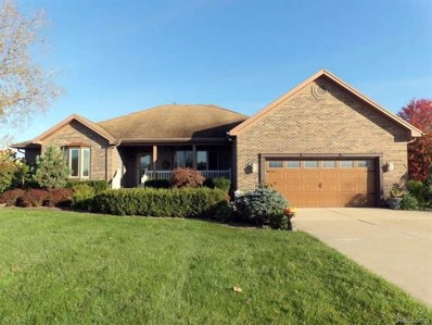 28000 Van Horn Road, Huron Twp, MI 48164 - MLS#: 218021119