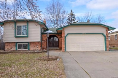 38143 Chatham Court, Sterling Heights, MI 48310 - MLS#: 218021172