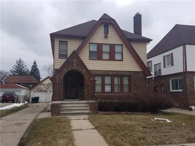 16885 Wildemere Street, Detroit, MI 48221 - MLS#: 218021462