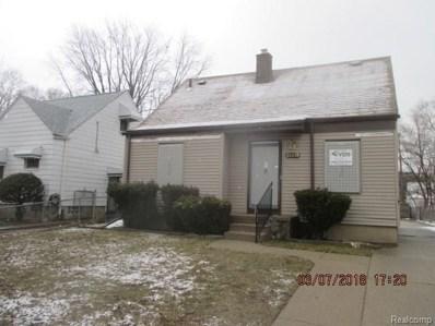20034 Joann Street, Detroit, MI 48205 - MLS#: 218021474