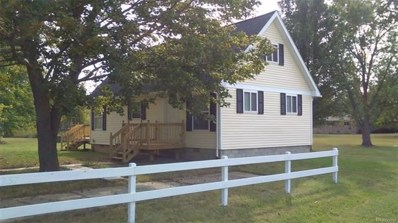 8257 Potter Road, Clayton Twp, MI 48433 - MLS#: 218021515
