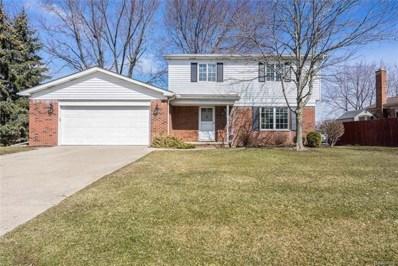 40544 Village Oaks, Novi, MI 48375 - MLS#: 218021637