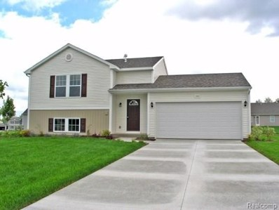 9375 Sunrise Lane, Richfield Twp, MI 48423 - MLS#: 218021753