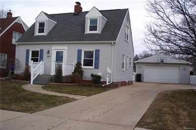 2945 Birchwood Street, Trenton, MI 48183 - MLS#: 218021810