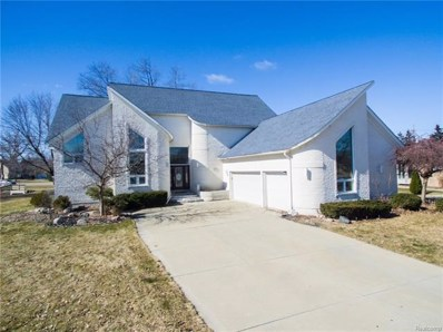 47939 Fox Chase Court, Shelby Twp, MI 48315 - MLS#: 218021842