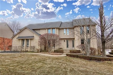 21778 Sheffield Drive, Farmington Hills, MI 48335 - MLS#: 218021843