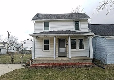 1304 Stewart Avenue, Lincoln Park, MI 48146 - MLS#: 218021910