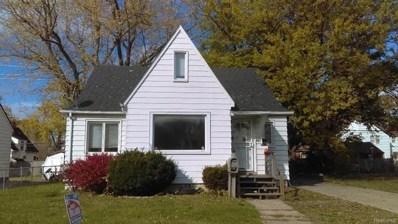 881 N Perry Street, Pontiac, MI 48340 - MLS#: 218022015