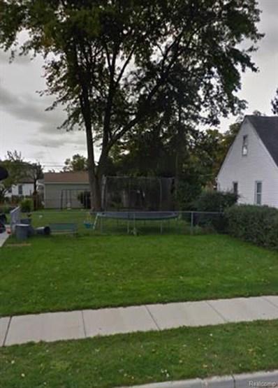 467 W Harwood Avenue, Madison Heights, MI 48071 - MLS#: 218022026