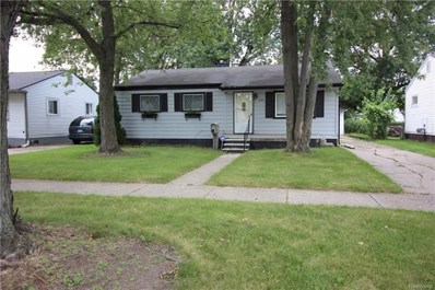 21853 Weller Avenue, Warren, MI 48089 - MLS#: 218022086
