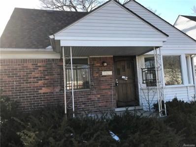 9567 Patton Street, Detroit, MI 48228 - MLS#: 218022109