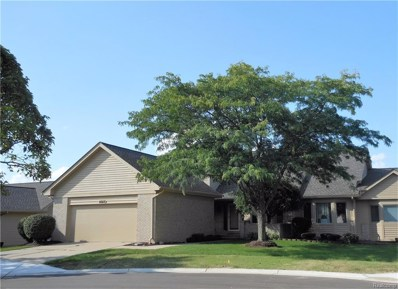 4523 Duckhorn Court, Grand Blanc Twp, MI 48439 - MLS#: 218022215