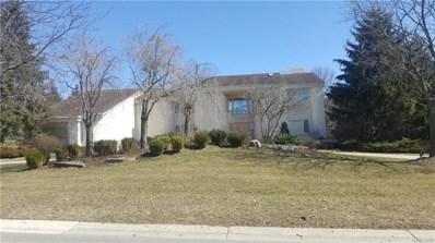 1818 Doral Court, Bloomfield Twp, MI 48302 - MLS#: 218022223
