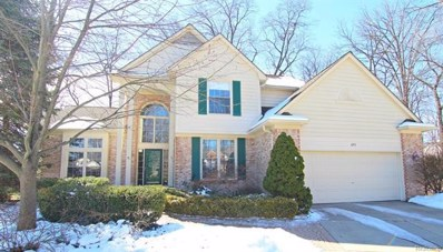 693 Twin Oaks Court, Rochester Hills, MI 48307 - MLS#: 218022322
