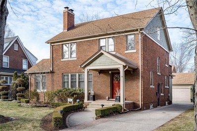 1241 Bedford Road, Grosse Pointe Park, MI 48230 - MLS#: 218022518