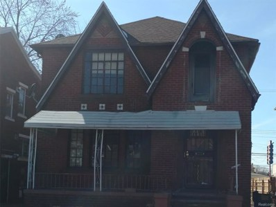 17139 Hartwell Street, Detroit, MI 48235 - MLS#: 218022643