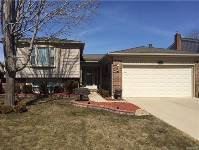13819 Bathgate Drive, Sterling Heights, MI 48312 - MLS#: 218022815