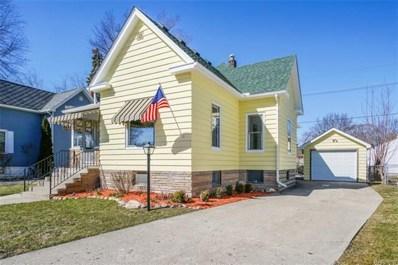 255 N Elizabeth Street, Marine City, MI 48039 - MLS#: 218022878