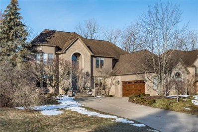 1287 Muirwood Court, Rochester Hills, MI 48306 - MLS#: 218022941