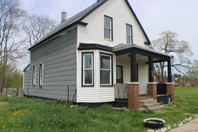 9367 Lessing Street, Detroit, MI 48214 - MLS#: 218022973