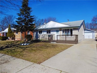 24766 McDonald Street, Dearborn Heights, MI 48125 - MLS#: 218023037