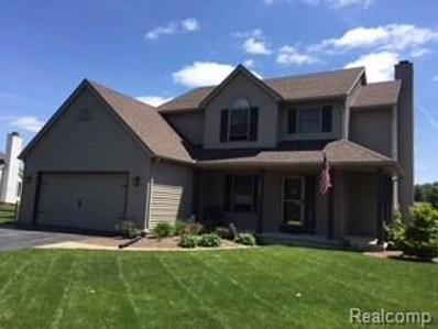 7226 Hunters Run, Bedford Twp, MI 48182 - MLS#: 218023071