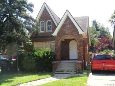 14294 Wilshire Drive, Detroit, MI 48213 - MLS#: 218023196
