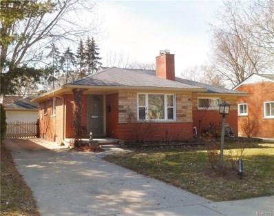 2603 Ferncliff Avenue, Royal Oak, MI 48073 - MLS#: 218023228