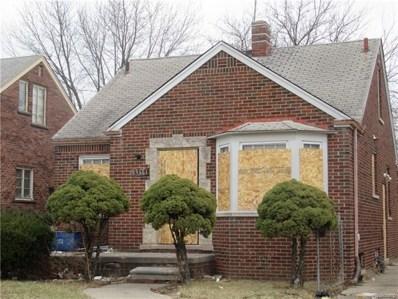 19568 Westphalia Street, Detroit, MI 48205 - MLS#: 218023271