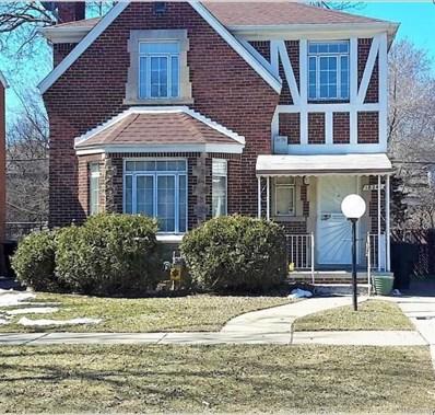 18241 Stoepel Street, Detroit, MI 48221 - MLS#: 218023281