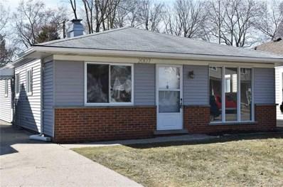 20127 Rensellor Street, Livonia, MI 48152 - MLS#: 218023508