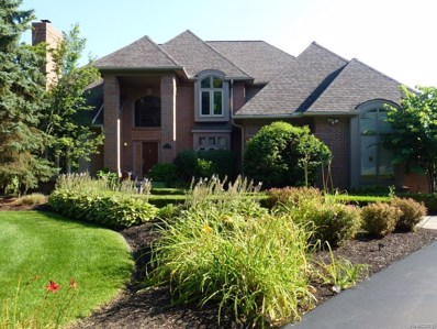 3333 Timber Crest Court, West Bloomfield Twp, MI 48324 - MLS#: 218023554
