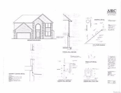 Foxfire Circle, Independence Twp, MI 48346 - MLS#: 218023586