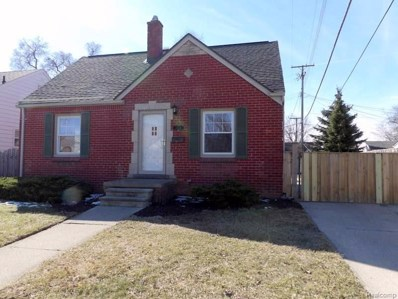 1343 London Avenue, Lincoln Park, MI 48146 - MLS#: 218023767