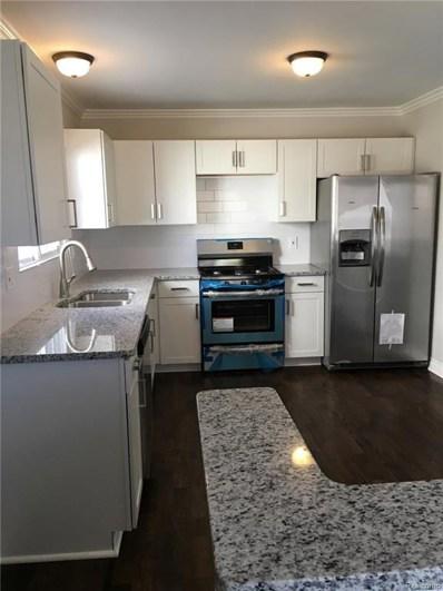 1530 E Madge Avenue, Hazel Park, MI 48030 - MLS#: 218023865