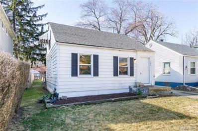 360 E Webster Street, Ferndale, MI 48220 - MLS#: 218023939