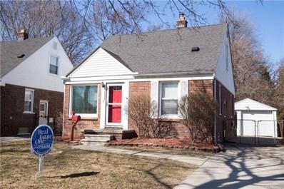 18828 Carlysle Street, Dearborn, MI 48124 - MLS#: 218024140