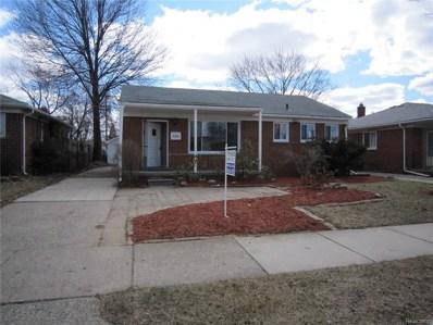 11034 Mae Avenue, Warren, MI 48089 - MLS#: 218024163