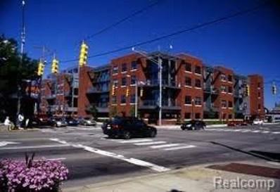 111 N Main Street UNIT 209, Royal Oak, MI 48067 - MLS#: 218024289