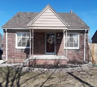 986 Goddard Street, Wyandotte, MI 48192 - MLS#: 218024335
